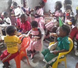 Transforming the Lives of Orphanged Childern
